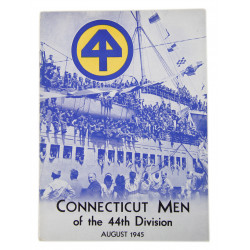 Historical booklet, 44th Inf. Div., Connecticut Men