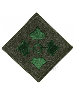 Patch, 4th Infantry Division