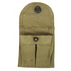 Pouch, Magazine, M1 Carbine, Updike Awning Co., 1943