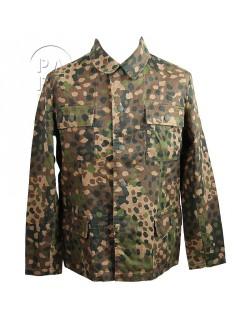 Jacket, Camouflaged, dot pattern