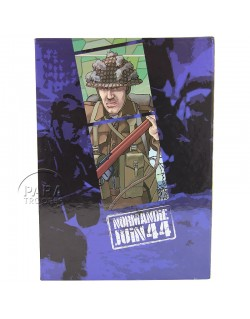 Normandie juin 44 - Coffret 5 tomes