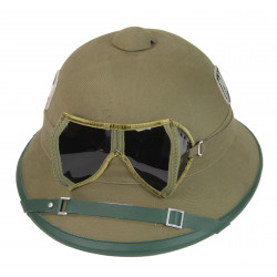 Helmet, Fibre, Afrika Korps, Werhmacht