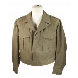 Jacket, Ike, 44S, 1944