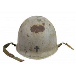 Helmet, M1, Chaplain, US Navy