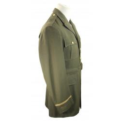 Jacket, Service, Officer's, OD, 42L, British Made, 1943