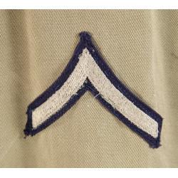 Veste de parachutiste M-1942, Renforcée, 82nd AB. Div.