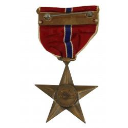 Medal, Bronze Star, Named
