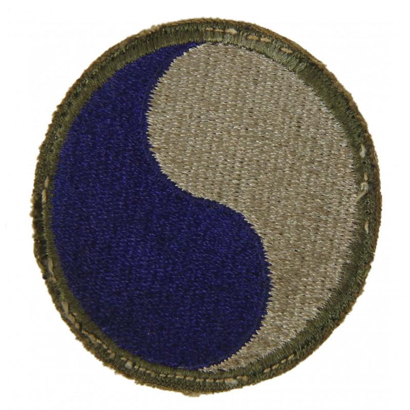 Patch, Shoulder, 29th Infantry Division