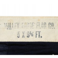 Flag, US, 48 stars, cotton, 5' x 9.5', Valley Forge Flag Co.