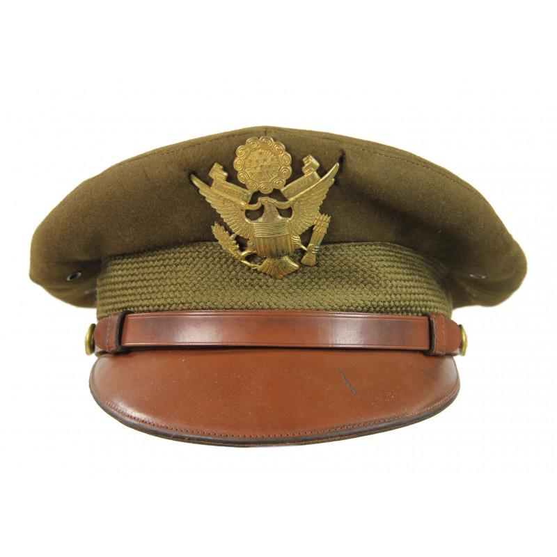 Cap, Officer, USAAF, Dobbs, ID