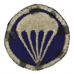 Patch, Cap, Twill, Parachutist, dark blue