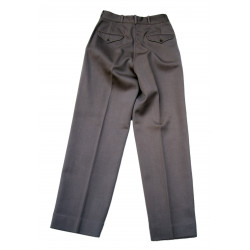 Trousers, Wool, Pink, Officer, Size 32, ID