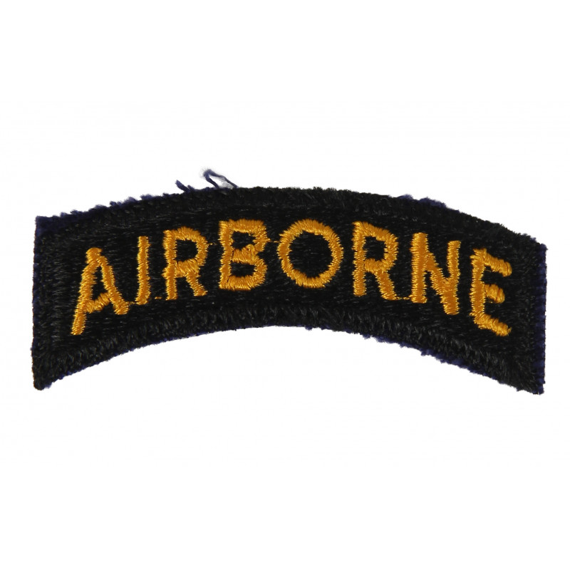 Tab, Airborne, Made in USA