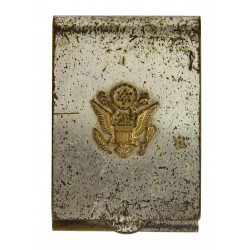 Matches pack and case, US Army