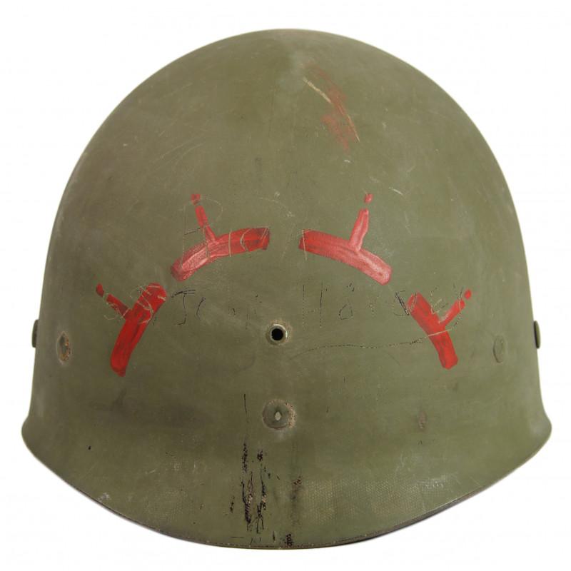 Liner, Helmet, M1, Inland, Ports of Embarkation, Named