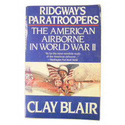 Book - Ridgway's Paratroopers: The American Airborne In World War II