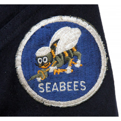 Grouping, Seabees, US Navy, Machinist's Mate