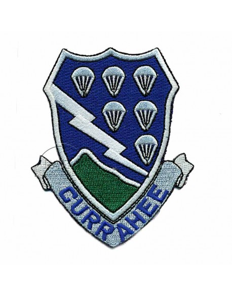 Patch, Currahee, 506th PIR