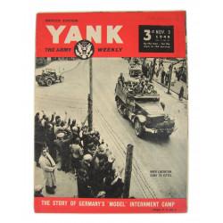 Yank Magazine, November 5, 1944