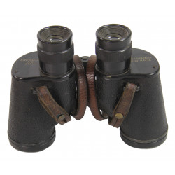 Binoculars, 6x30, and carrying case, 1943, Westinghouse
