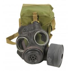 Mask, Gas, British, 1944