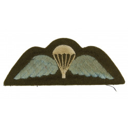 Wings, Cloth, British Paratroops, Padded