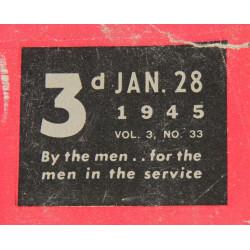 Yank Magazine, January 28, 1945
