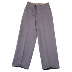 Trousers, Wool, Pink, Officer, Named