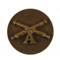 Collar disk, Artillery, A Battery