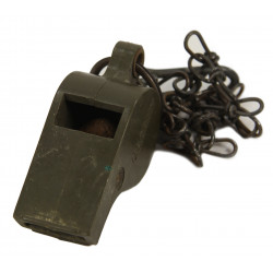 Whistle, Plastic, US Army