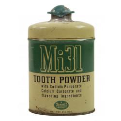 Powder, Tooth, Mi31 Rexall