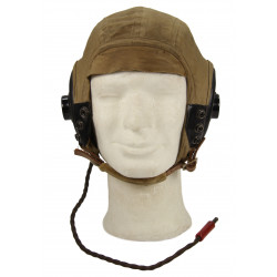 Bonnet de pilote, Type AN-H-15 avec écouteurs, nominatif