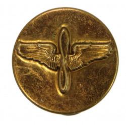 Disque de col Air Corps / Air Forces, embouti