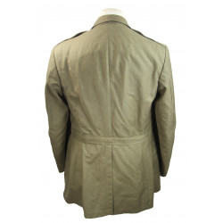 Coat, Wool, Serge, OD, 42L, 1942