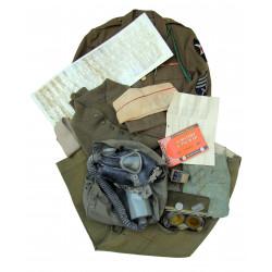 Grouping, Artillery, 2nd Inf. Div., T/4 Jordan Wester