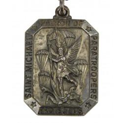 Religious Pendant, US Paratroopers, Catholic