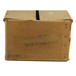 Caisse de ration, Lait en poudre