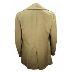 Overcoat, Short, Officer's, 44L, 1942, Named