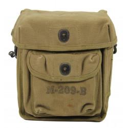 Bag, Canvas, M-209-B converter