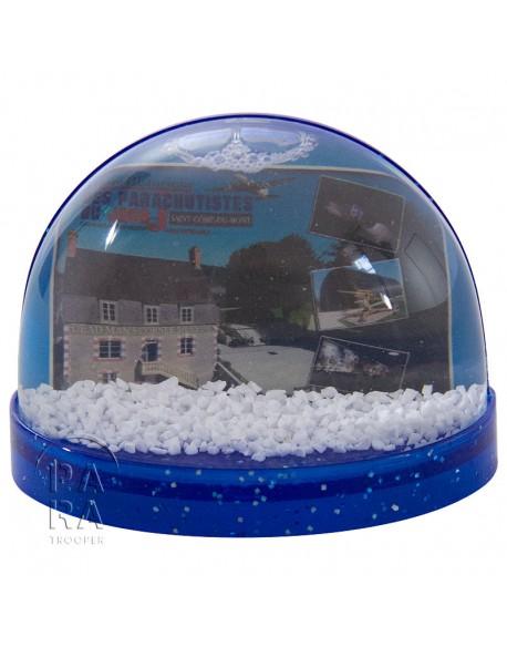 Boule à neige, aimantée, DMC