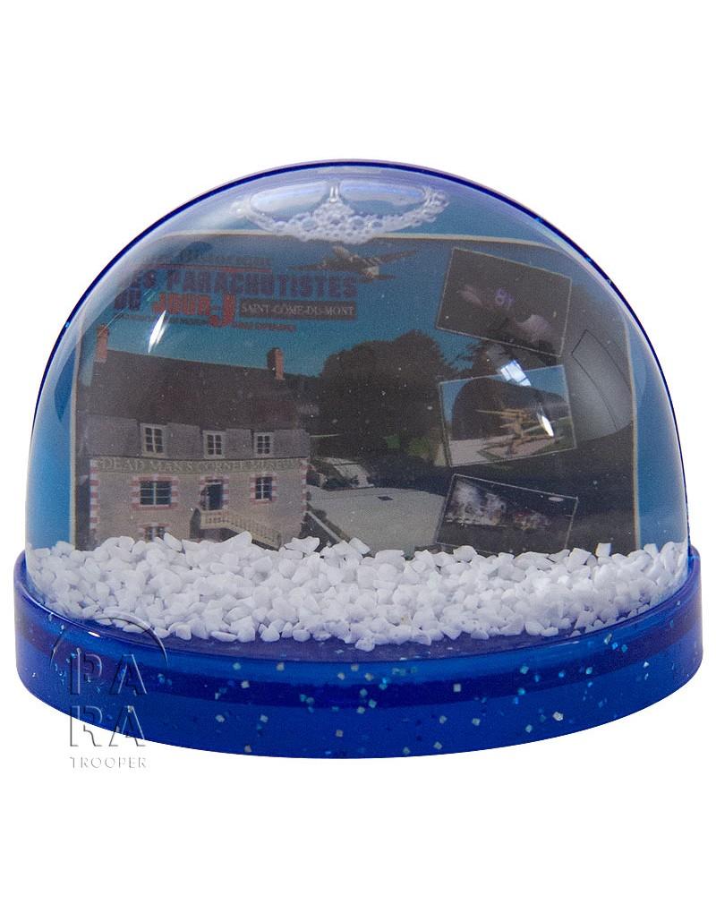 Boule neige aimant e dmc paratrooper - Boule a neige collectionneur ...