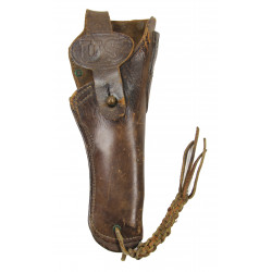Holster, Belt pistol, Colt .45, modified