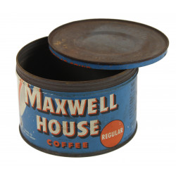 Box, Coffee, Maxwell House