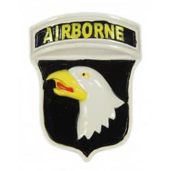 Magnet, 101st Airborne, resin