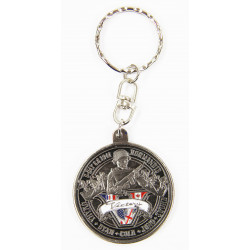 Key Chain, Victory, silver