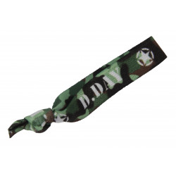 Bracelet, Flexible, D-Day, Camouflaged