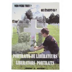 Liberators portraits - Who were they ?, Tome 1