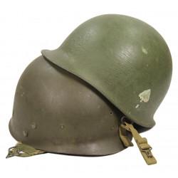 Helmet, M1C, Liner Westinghouse, 2nd Bn., 506th PIR, 101st AB