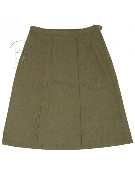 Skirt, WAC, enlisted woman