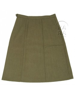 Skirt, enlisted woman